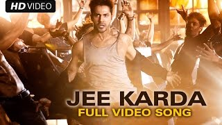 Jee Karda Official Video Song Movie Badlapur