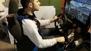 Homemade 2DOF Racing Motion Simulator V1.0 Teil 1/2