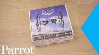 getlinkyoutube.com-Mini droni Parrot: prova Rolling Spider ITA