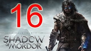 getlinkyoutube.com-Middle Earth Shadow of Mordor Walkthrough Part 16 PS4 Gameplay lets play playthrough - No Commentary