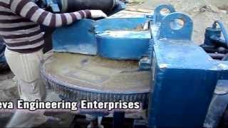 getlinkyoutube.com-Rotary Brick Making Machine
