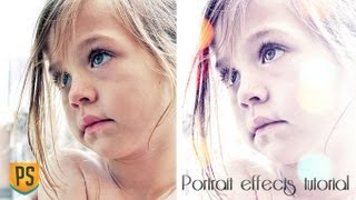 getlinkyoutube.com-Add quick effects to your portrait photos