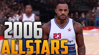 getlinkyoutube.com-NBA 2K16 2006 NBA Allstar Jersey & Court Tutorial