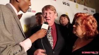 getlinkyoutube.com-BILL FARMER - Voice of Goofy, Pluto & more! Interview at I Know that Voice Movie Premiere