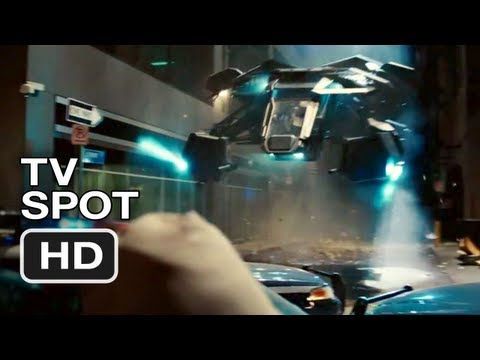 The Dark Knight Rises TV SPOT #1 - Batman Movie (2012) HD