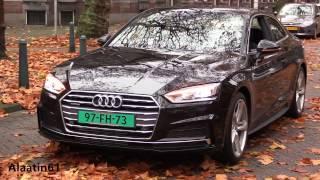 getlinkyoutube.com-Audi A5 S Line 2017 TEST DRIVE, In Depth Review Interior Exterior