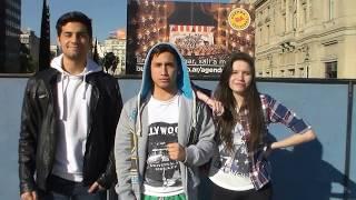 getlinkyoutube.com-BROMA DE LA TOCADA DE CULO FT MICA SUAREZ | Dos Bros