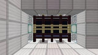 Minecraft 大きなフェンスゲート(門扉)
