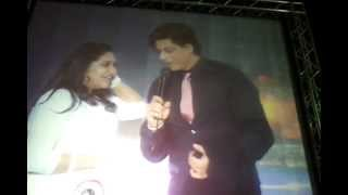 sharukh khan dance with rimi tomy funny video view on youtube.com tube online.
