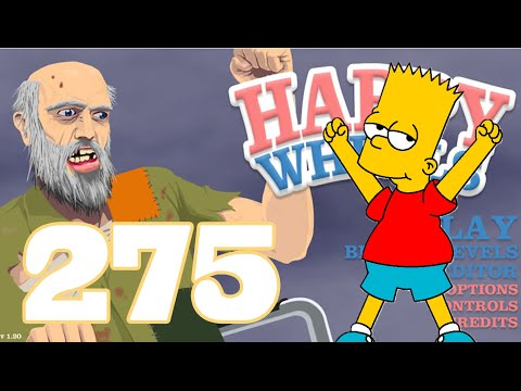 HAPPY WHEELS: Episodio 275