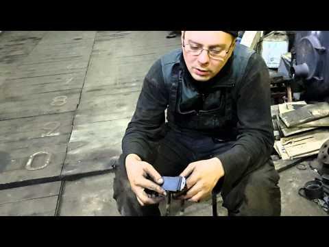 Восстановление колодок ручника Fiat Ducatu, Boxer, Jumper