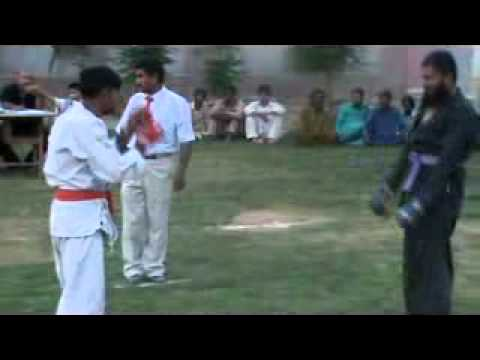 District Kyokushin Kai Kan Karate Championship 2013 Part 12