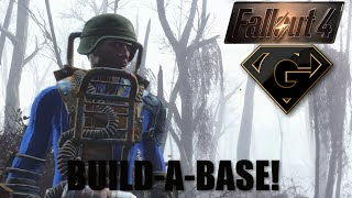 Fallout 4 TIPS - Sanctuary How To Build a Base - Its a Start!