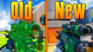 getlinkyoutube.com-The Beginning Of BO3! CHANGE TO WEAPONIZED 115! (First Night Of Black Ops 3) Camo Update - MatMicMar