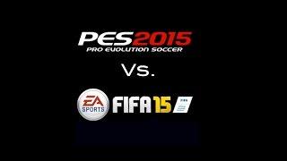 getlinkyoutube.com-FIFA 15 Vs PES 2015: Hands On Impressions @ GamesCom 2014 - Chet & Jon