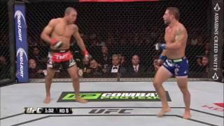 getlinkyoutube.com-UFC 179: 5º round entre José Aldo e Chad Mendes
