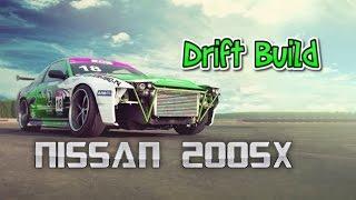 getlinkyoutube.com-Gran Turismo 6 Drift Build : Nissan 200sx Drifting Build [HD]