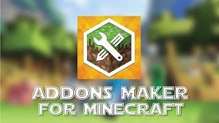 getlinkyoutube.com-AddOns Maker for Minecraft