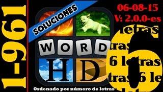 getlinkyoutube.com-4 Fotos 1 Palabra   Todas las soluciones de 6 letras (1-961)