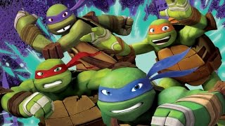 getlinkyoutube.com-First 30 Minutes: Teenage Mutant Ninja Turtles: Danger of the Ooze [XBOX360/PS3]