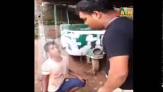 Bangladesh 11 yr old boy (Full Footage) Rajon beaten up to death at sylhet