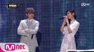 [2016 MAMA] Suzy&BAEKHYUN - Dream