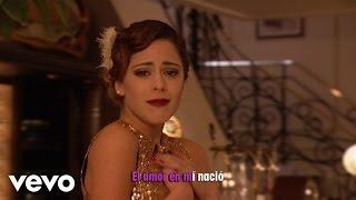 "getlinkyoutube.com-Martina Stoessel, Jorge Blanco - Nuestro Camino (from ""Violetta"") (Sing-Along Version)"