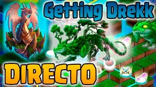 getlinkyoutube.com-Monster Legends [DIRECTO] Consiguiendo a Drekk (Getting Drekk) | Draconian Maze Island.