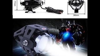 getlinkyoutube.com-spot light 3000LM U5 LED