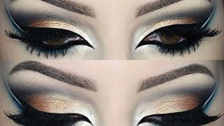getlinkyoutube.com-♡ ARABIAN INSPIRED ♡ MAKE UP ARTIST ♡