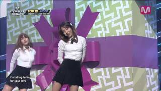 getlinkyoutube.com-에이핑크_Mr.Chu (Mr.Chu by Apink of M COUNTDOWN 2014.4.10)