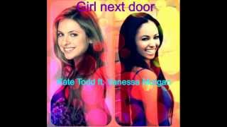 getlinkyoutube.com-Vanessa Morgan ft. Kate Todd-Girl Next Door