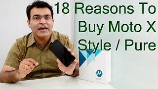 getlinkyoutube.com-18 Reasons To Buy Moto X Style/ Pure- Crisp Review