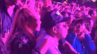 getlinkyoutube.com-Beyonce & Jay Z Enjoys Chance The Rapper As He Sings Happy Birthday Auntie Yonce