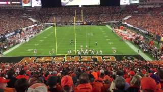 getlinkyoutube.com-Insane video of Clemson winning the 2017 National Championship