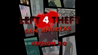getlinkyoutube.com-Left 4 Theft: San Andreas ซอมบี้จ๋า ฉันอยู่นี้ P.1