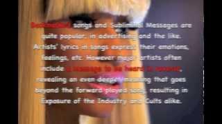 getlinkyoutube.com-Nicki Minaj EXPOSED: Save Me Backwards with Translation