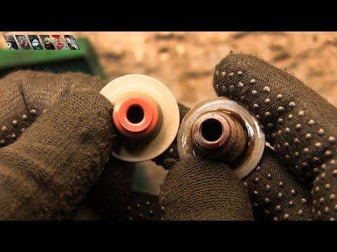 Замена маслосъемных колпачков без снятия ГБЦ