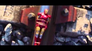 Avengers VS Superman Batman  Director Cut Figures Marvel DC Man of Steel Hulk Iron Man Spiderman mp4