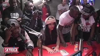 L'institut - Nuit Blanche Et Freestyle Dans Planète Rap