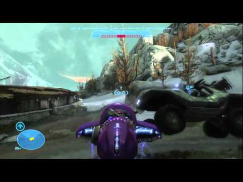 SC Gunslinger | HALO REACH | Mission #2- ONI: Sword Base | Part 2 | Commentary