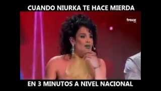 getlinkyoutube.com-Cuando Niurka te hase mierda en 3 minutos