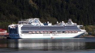 getlinkyoutube.com-Sapphire Princess Cruise Ship Full Tour Review