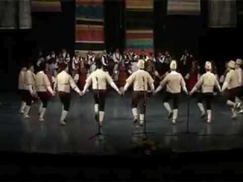 SKUD Sveti Sava Šid - Igre iz Bosilegradskog krajista