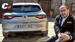 getlinkyoutube.com-Renault Mégane 2017 | Prueba / Análisis / Test / Review en español | coches.net