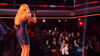 getlinkyoutube.com-Carrie Underwood- Good Girl live ( Dancing Wit The Stars)