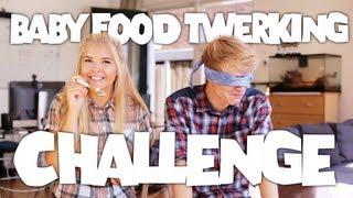getlinkyoutube.com-Baby Food Twerk Challenge - & Disfordazzle