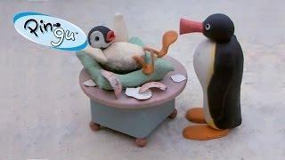 getlinkyoutube.com-Pingu: Pinga is Introduced