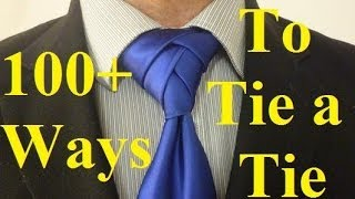 getlinkyoutube.com-How to Tie The Eldredge Knot for Your Necktie