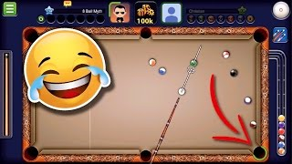getlinkyoutube.com-8 Ball Pool - LUCKIEST MATCH EVER!! | Chicago Cue Gameplay [Trick Shots/Bank Shots]
